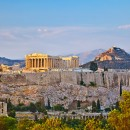 Attica-Acropolis-View-at-Sunset