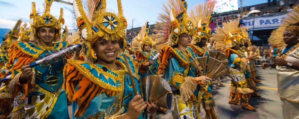 Бразильский карнавал-2016