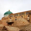 Khiva Pahlavan Mahmud Mausoleum (1)