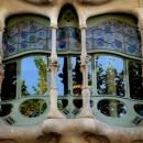 052_Ispaniya_Barselona_Dom_Batl'o_(arh_AGaudi)_Casa_Baio_in_barcelona_Foto_Andres_Rodriguez_-_Depositphotos